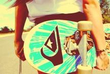 Big girl toys / Surfboard, Skateboard, Kayak, Skimboard, Boogieboard, Bike etc / by Robin Johnson