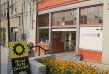 Asheville  - ARTS -  Local Businesses - Western North Carolina / by Sharon Rains