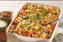 Casseroles and Baked Dishes / Casseroles, Baked Pasta Recipes / by Micha M.