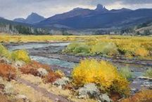 Inspire - Southwest ART / by Sharon Rains