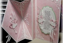 .Cards-Folds/ Shapes/ Closures / by Chatterbox Creations (Carlene Prichard)