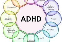 OMG ADHD / Dealing with ADHD can impact your academic, social, and emotional functioning. Check out this board to learn more about ADHD and to find tools to cope with the effects of ADHD. / by UMBC Health & Wellness