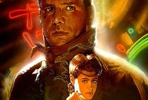 Blade Runner / Posters and set photos from the movie Blade Runner. Poster y fotos del set de rodaje de la película Blade Runner. Blade Runner (Ridley Scott, 1982),     Harrison Ford, Rutger Hauer, Sean Young, Daryl Hannah, Edward James Olmos, Joanna Cassidy, Brion James, Joe Turkel, M. Emmet Walsh, William Sanderson, James Hong, Morgan Paull, Hy Pyke / by findelahistoria