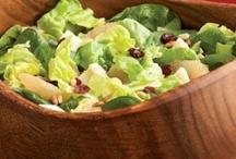 Salads & dressings / by Mayra Agosto