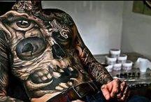 Ink'd Men / Sexy men & Artwork / by Destiny Christine