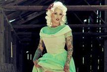 Vintage & Rockabilly / Rockin' Vintage Beautiful Ladies ! / by Destiny Christine