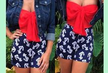 Cute! / Cute clothes for my Non-Rocker style! / by Destiny Christine