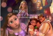 There's a Disney Princess inside every girl / Disney  / by Katie Lewis