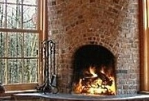 Home ~ Fireplaces / by Lisa Contreras