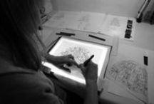 Passion for Sketches / by Ermenegildo Zegna