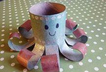 Kids crafts / by Melanie Guite