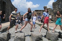 Study Abroad: Rome/Pompeii, Italy / William & Mary's Department of Classical Studies has established an intensive three-week summer program in Ancient Roman Studies, focused on Rome and Pompeii. Students visit archaeological sites, and study monuments and works of art of classical antiquity in their original setting. http://bit.ly/138Gphz / by RevesCenter William&Mary