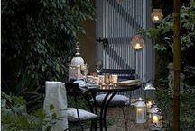 Kum ba yah Yard #backyard / by Ilona's Garden