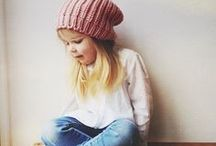 Chic Fashion for Babies & Toddlers / Chic clothing and fashionable style for children. / by Cali Chic Patterns