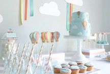 Baby Boy's Birthday Party Themes / Baby Boy's Birthday Party Themes and Inspiration ideas. / by Cali Chic Patterns