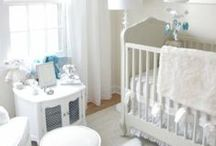 """Boy's Nursery / Boy's nursery decor and decoration ideas to design the perfect room for your """"little man!"""" / by Cali Chic Patterns"""
