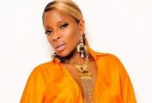 Mary J Blige / by Shay C.