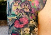 Tattoo Ideas I Like / by Julianna Rivera