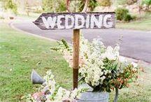 wedding ideas / by Jenny DeMeza