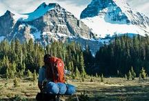 Bougez #outdoor / by Merrell France