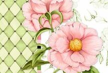 flowers  / by Sharon Rotherforth
