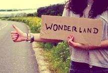 Wonderland / by Kat (=^;^=)