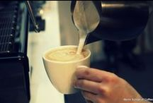 Latte Art / Kaffee ist Kunst / by Berlin School of Coffee