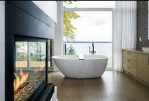 Contemporary Interior Design / contemporary * minimalist * industrial * warehouse conversion * factory conversion * loft  / by Parvati Shiv 2.0