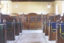 Sables and Barns / Luxury stables and barns / by Emily Poney