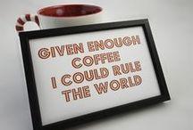 My Coffee Addiction ☕ / by Shantell Thomas