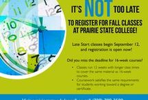 Get Your Degree at PSC / by Prairie State College