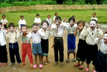 Laos / Bringing books to the school children of Laos / by Globe Aware