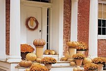 Fall decor / by Clare Chambers