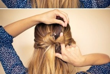 les cheveux / Hairdos, how to's and beautiful hair! / by Ashley Benson