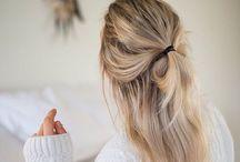 hair. / by Lindsay Gorey