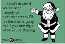 elf on the shelf / by Elizabeth Martinetti