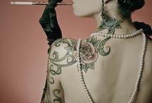Tattoos / by Nancy Bateson