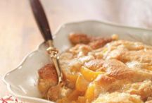 Pies and Cobblers / Get ready for some down-home comfort with these hand-picked and freshly baked pies and cobblers.  / by Jackie@My Kitchen Addictions