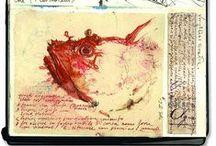 Watercolor&Ink / some tutorials, bit of inspiration / by Stefania Garruto