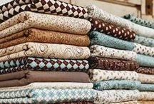 There is never enough fabric! / fabric styles and likes / by Janet Spies