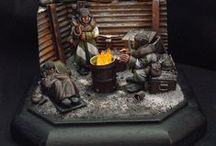 diorama AND THINGS / by andy perrez