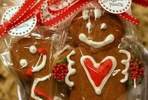 cakes de natal e outros / by Aurea Pfiffer