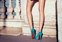 Style Heels / by Highheels, Stockings & more