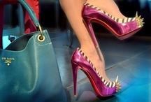 legs & Heels / by Highheels, Stockings & more