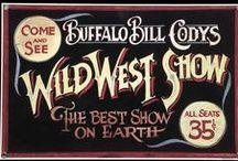 Buffalo Bill Codys Wild West Show / by M. Keith Spinks