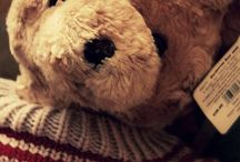 Teddy Bears / This board is about some of my favorite bears. / by Heather M. Segar