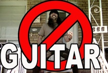 AIR KNOB / The ULTIMATE air guitar movie. Two neighbours battle for air guitar supremacy.  / by Nathan Fleet