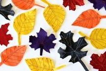 Fall / Recull de manualitats amb temàtica de la Tardor / by A dins de l'aula