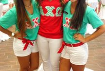 College & Sorority Life / by Ashley Owens