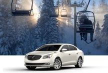 Lacrosse: Beauty + Design / The 2014 LaCrosse features a new exterior design, and an interior that wraps you in comfort and style. Remind you of anything? / by Buick